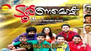 Nila Nila Mizhiye | Malayalam Songs Lyrics | Tournament Movie 2010 | Romance
