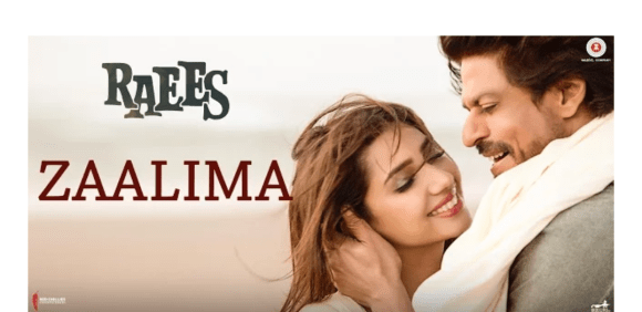 Zaalima Lyrics | Raees (2017) | Love