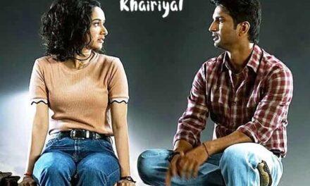 Khairiyat Lyrics   Chhichhore (2019)   Love